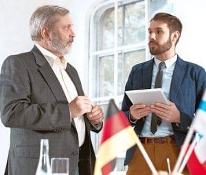 Bönitätsprüfung bei neuen Geschäftspartner sollte obligatorisch sein.