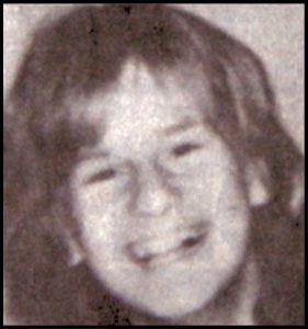 Foto aus der Bild-Zeitung vom 20.07.1987 Entführte Berit A. von einem Ex-Polizisten verführt
