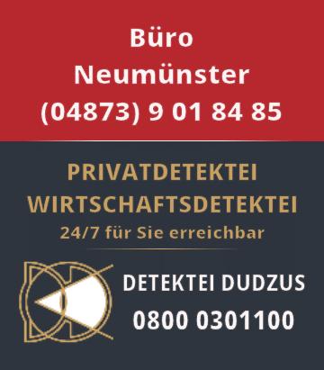 Detektei Neumünster 04873-9018485