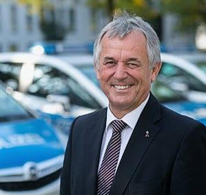 Der Polizeipräsident von Frankfurt / Main: Gerhard Bereswill